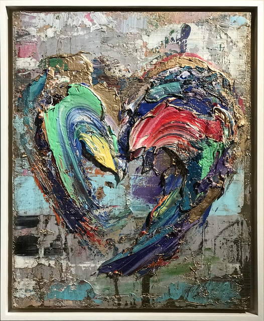 , 'A Time For Love,' 2018, The Lawley Art Group