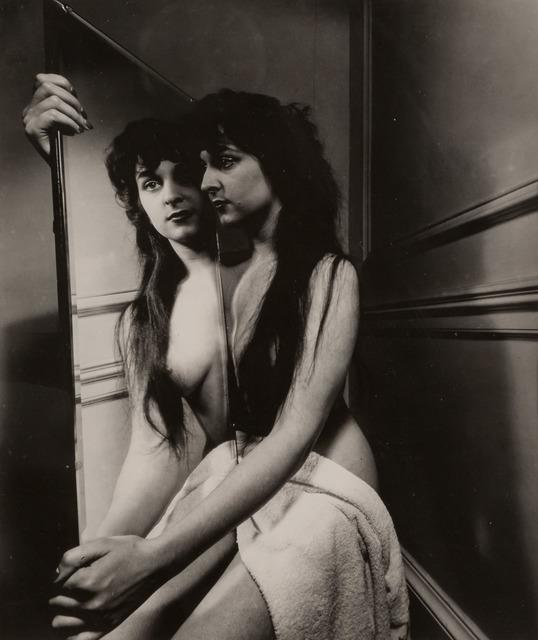 Bill Brandt, 'Kismet with mirror, Belgravia, London', 1955, Doyle