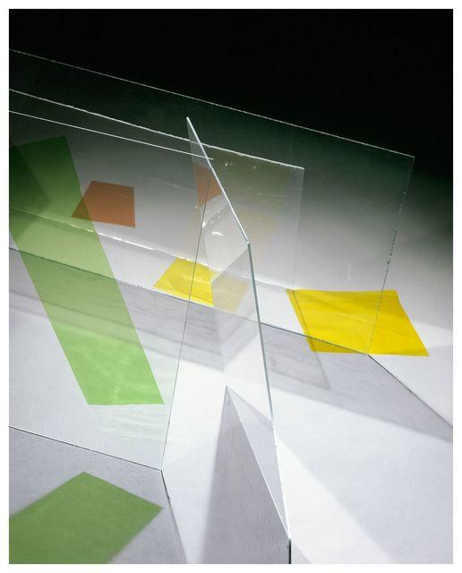 , 'Transposition 14,' 2014, Bortolami