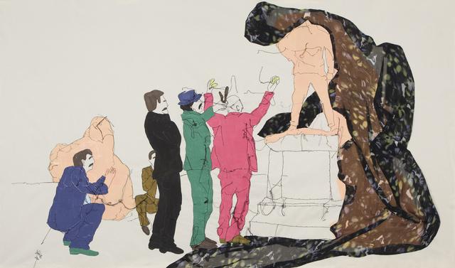 , 'Monument-Mystery,' 2014, artSümer