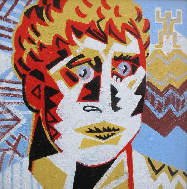 Alexandru Rădvan, 'Portrait with totem', 2017, Anaid Art