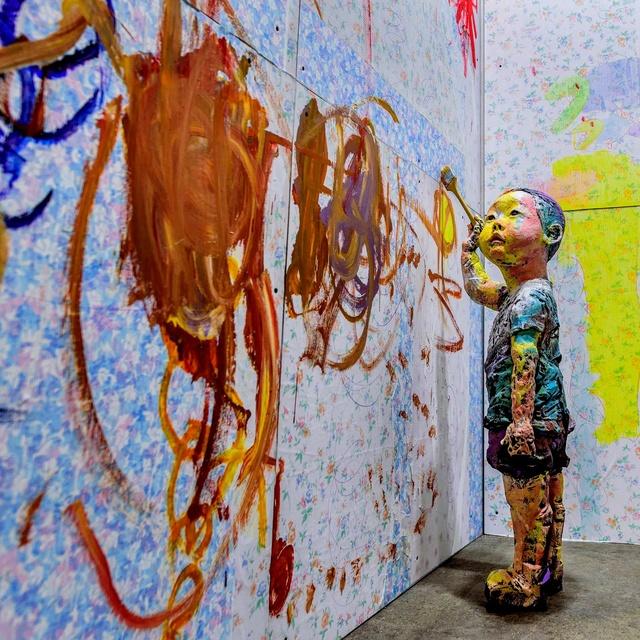 , 'Paint 1,' 2016, Habatat Galleries