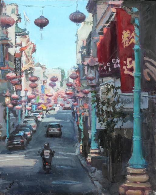 , 'Chinatown Orbs,' ca. 2018, STUDIO Gallery