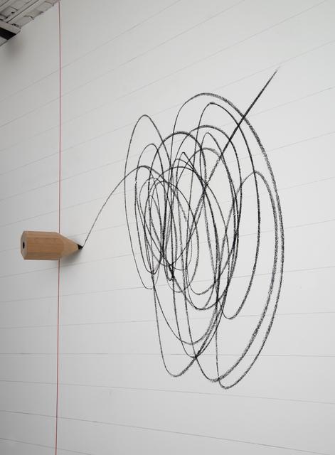 , 'Pencil,' 2015, Castor Gallery