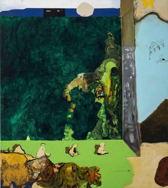 , 'Different trains,' 2016, Galerie Nathalie Obadia