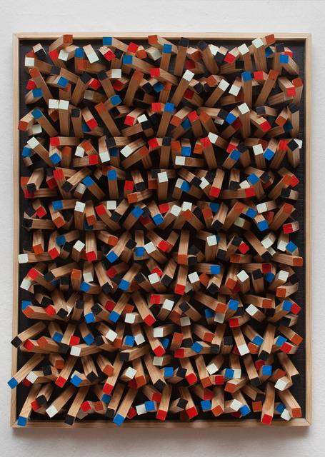 , 'Infrasticks 2,' 2014, Ruttkowski;68