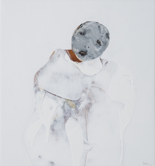 , 'The White Paintings No. 1,' 2018, Seager Gray Gallery