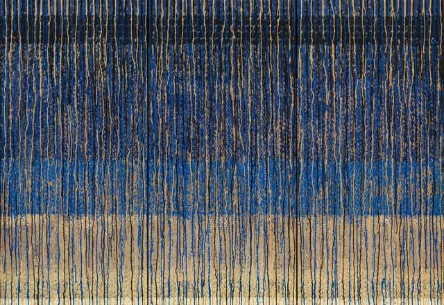 """, '""""Larmes d'Or"""",' 2015, Galerie Dutko"""