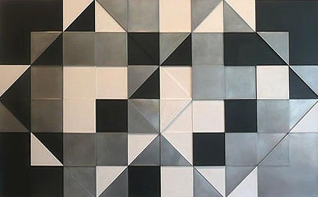 , 'Mosaic Relief I,' 1960, Osborne Samuel