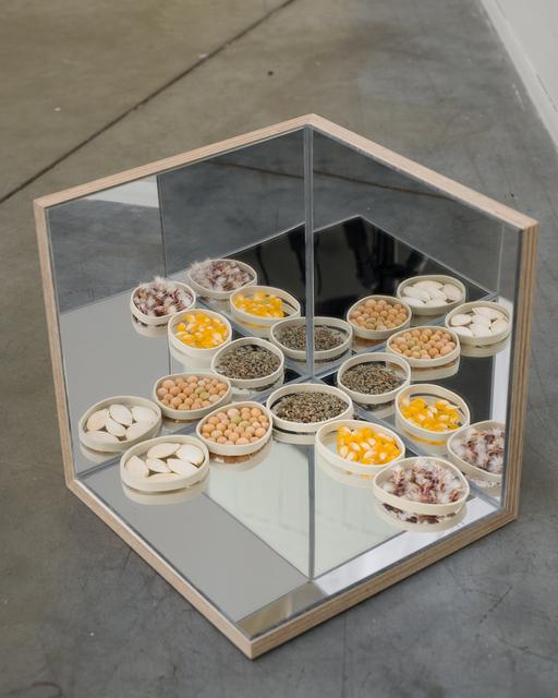 , 'Mirror Box (#3),' 2019, Tatjana Pieters