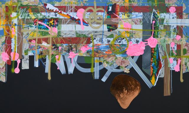 Fausto Fernandez, 'Xochiquetzal', 2018, Turner Carroll Gallery