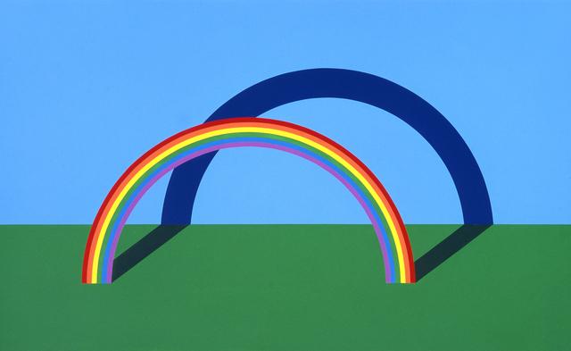 , 'Shadow of a Rainbow,' 1978, Flowers