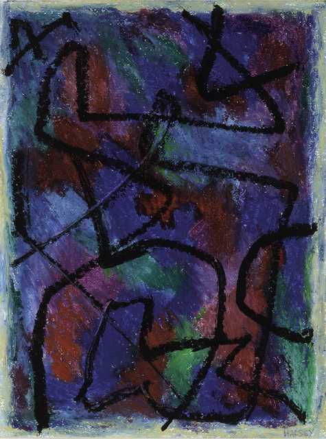 , 'Night Thoughts,' 1997, The George Gallery