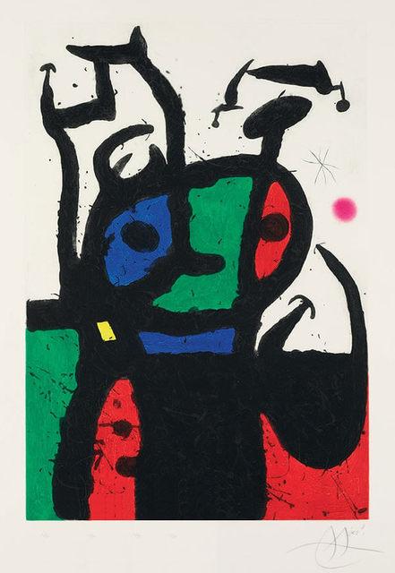 , 'Le Matador,' 1969, Surovek Gallery