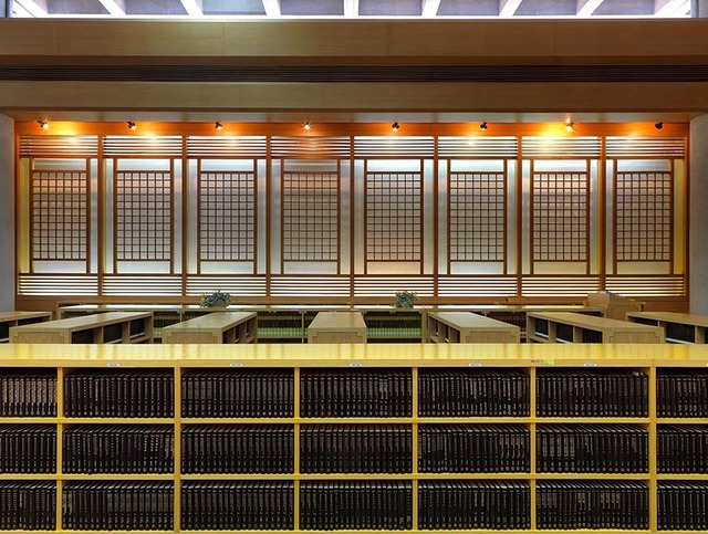 , 'Taipei Library, Taiwan | World Libraries,' 2012, CHROMA GALLERY