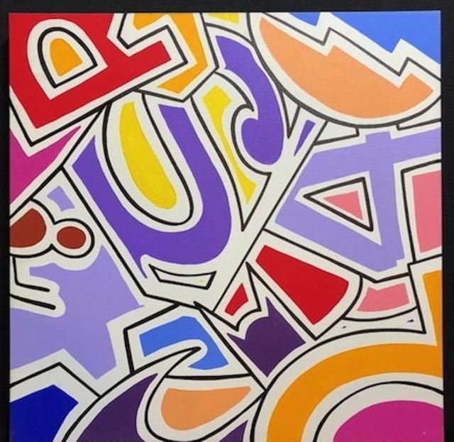 CRASH, 'Fantastic 4 Original on Canvas', 2005, Fine Art Acquisitions