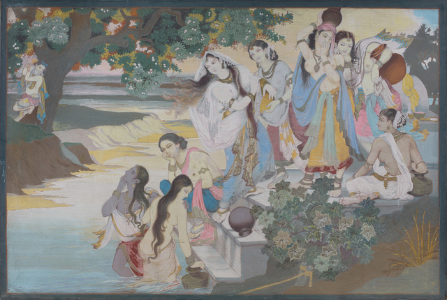 , 'Untitled (Krishna with Gopis on Chir Ghat),' , Dag Modern