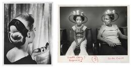 , 'TQ 37/38: Hair Piece for Midwinter/Beauty Shop,' 1955/1979, Moss Bureau
