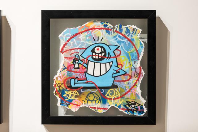 , 'Rodeo De Graffiti,' 2018, LCD Gallery