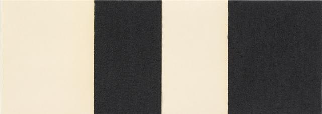 Richard Serra, ' Horizontal Reversal II', 2017, Alan Cristea Gallery