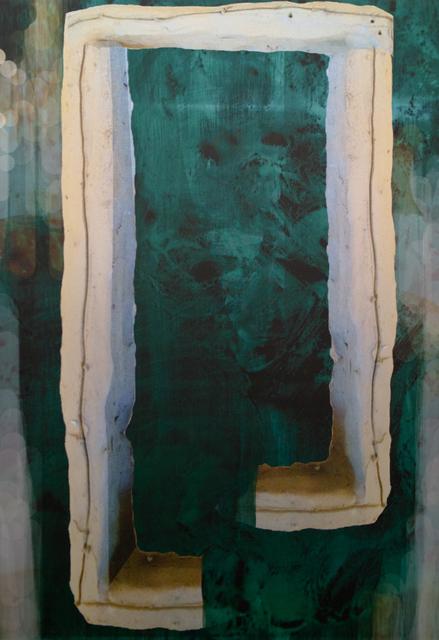 , 'Planimetria,' 2016, PLUTSCHOW GALLERY