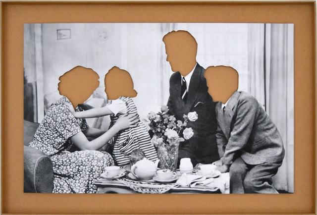 , 'Familie ohne Köpfe,' , Konrad Fischer Galerie