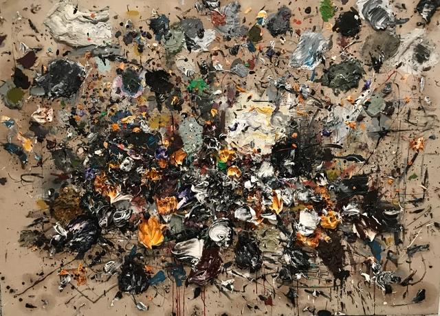 , 'OCHER ALMAGRE II,' 2018, Aurora Vigil-Escalera Art Gallery