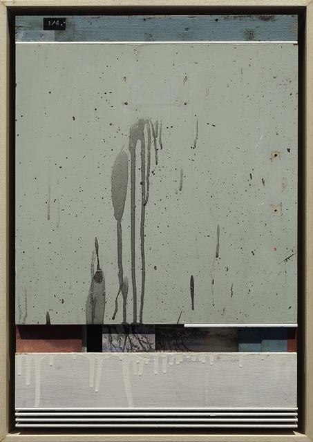 James Powditch, 'Composition I', 2020, Mixed Media, Mixed media assemblage, Nanda\Hobbs