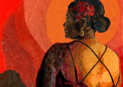 , 'Caribbean Woman,' , Zenith Gallery