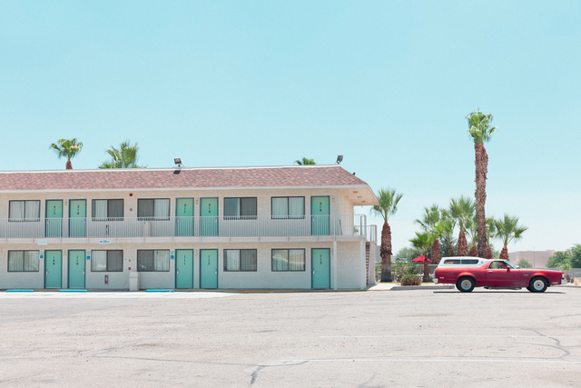 , 'HOSPITALITY, Florida,' 2018, Bruce Lurie Gallery