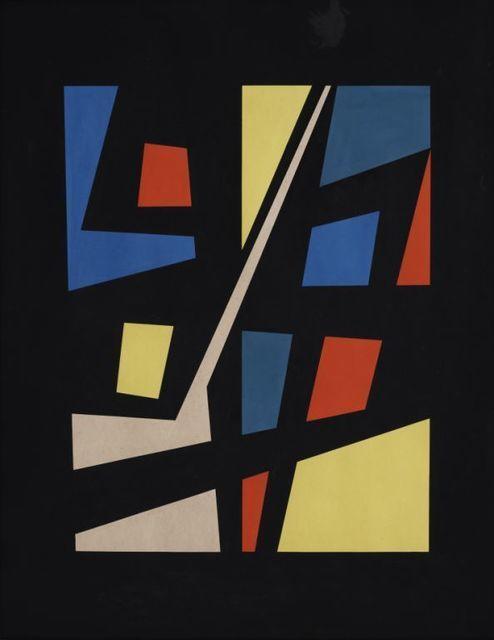 , 'Vitral,' 1962, Galeria Sur