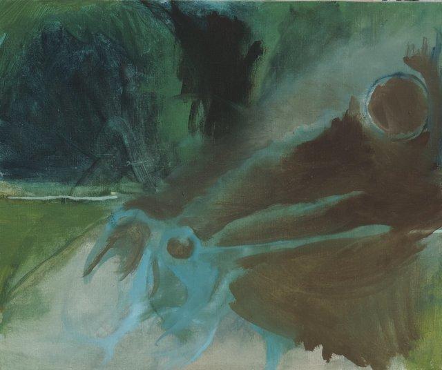 , 'Deer Stone #2,' 2014, Gallery 21