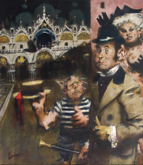 , 'Volpone at San Marco,' 1977, Cavalier Galleries