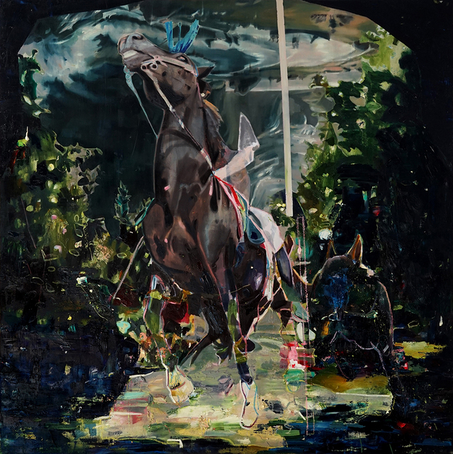 Anna Bittersohl, 'Sickerung', 2019, Aki Gallery