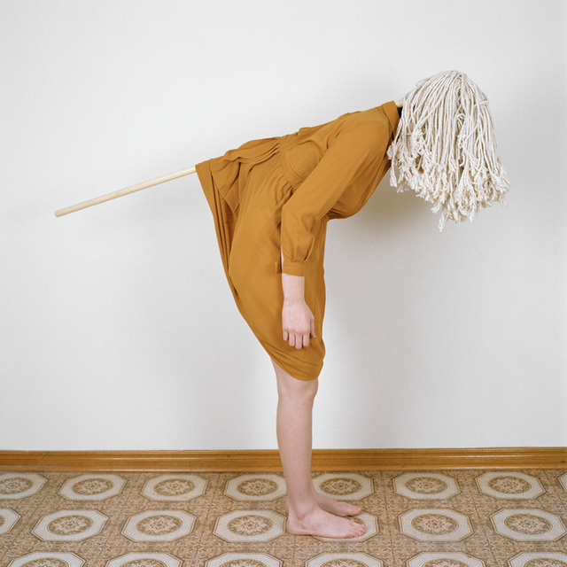 , 'Mop,' 2010, Angell Gallery