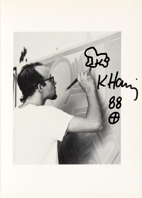 Keith Haring, 'Keith Haring: 1988, The Michael Cohn Gallery, San Francisco, June-July', 1988, Rago/Wright