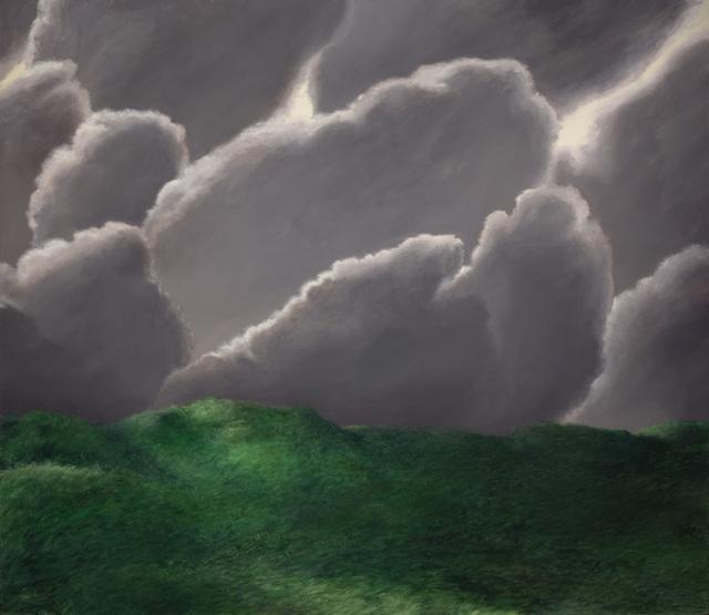 April Gornik, 'Untitled (Yellow Wind)', 1982, Doyle