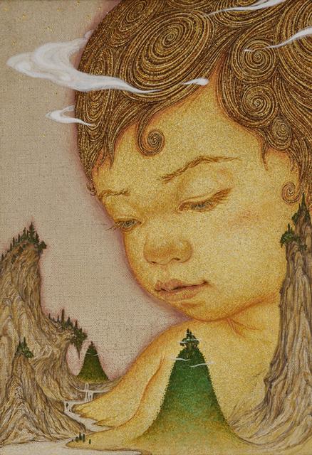 , 'Her Scenery,' 2014, Gallery Hirota Fine Art
