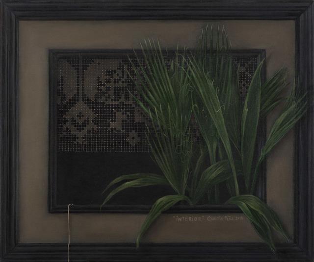 , 'INTERIOR II ,' 2015, Isabel Croxatto Galería