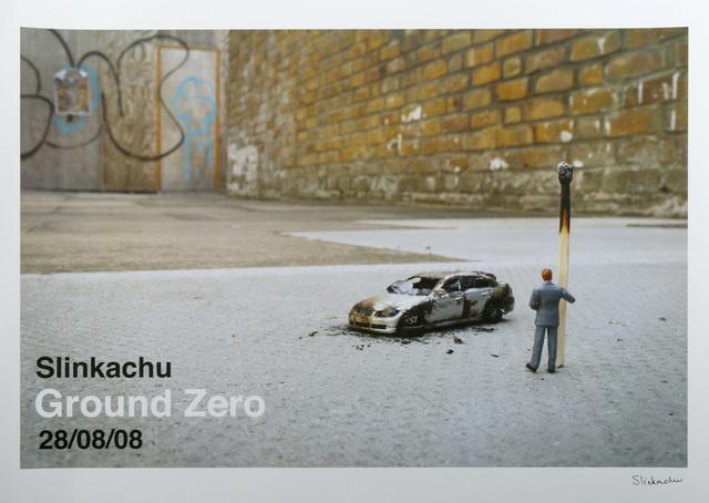 Slinkachu, 'Ground Zero', 2008, Chiswick Auctions