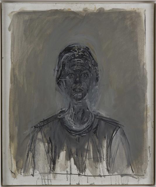 , 'Black Annette,' 1962, Yuz Museum