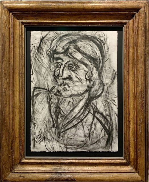 , 'Fidelma,' 1999, Castlegate House Gallery