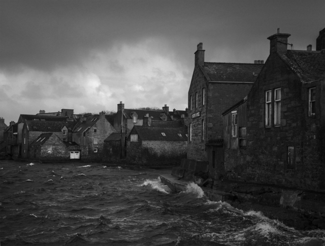 , 'Baltasound, Unsy, Shetland,' 2016, The Photographers' Gallery