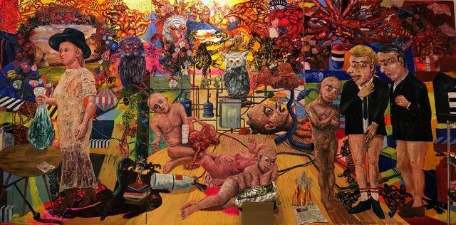 Entang Wiharso, 'Kaleidoscope', 2018, A3 Arndt Art Agency