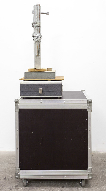 , 'untitled (sculptors : secret : weapon #3),' 2012, Georg Kargl Fine Arts