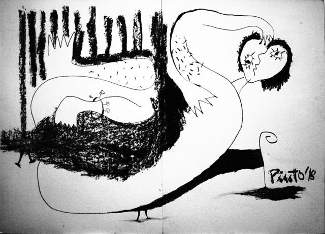 , 'Signs II,' 2018, Arte de Gema