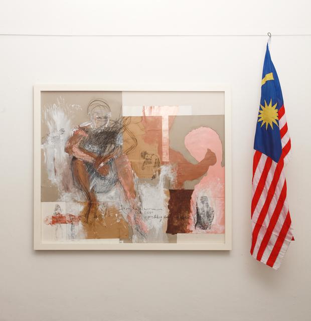 , 'egon,faleq and my homeland,' 2010, Tomio Koyama Gallery