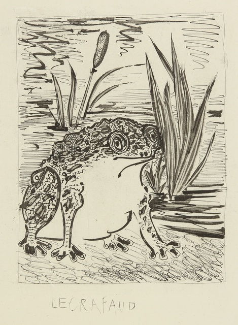 Pablo Picasso, 'La Crapaud (B. 356; Ba. 603)', 1936, Sotheby's