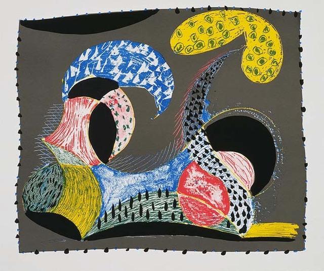David Hockney, 'Warm Start', 1993, Kenneth A. Friedman & Co.