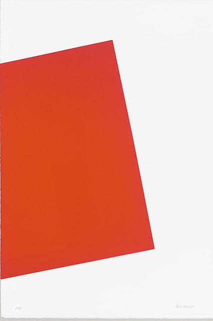 Carmen Herrera, 'Carmen Herrera - Untitled (NRW)', 2017, New Art Editions